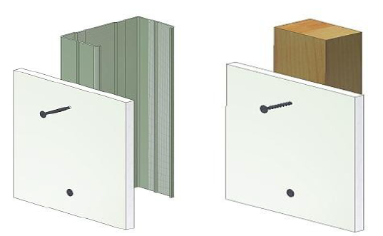 Schraubentyp-Plattentyp
