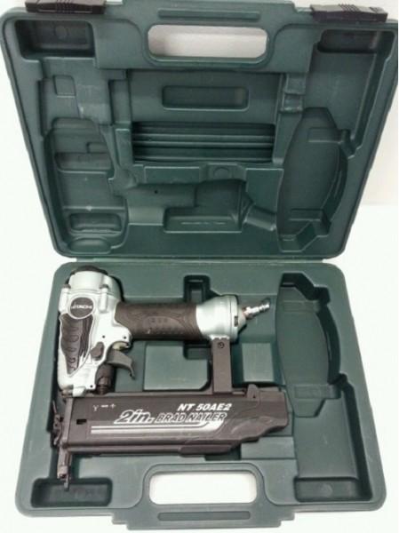 Hitachi Stauchkopfnagler Stiftnagler NT50AE2 15-50mm