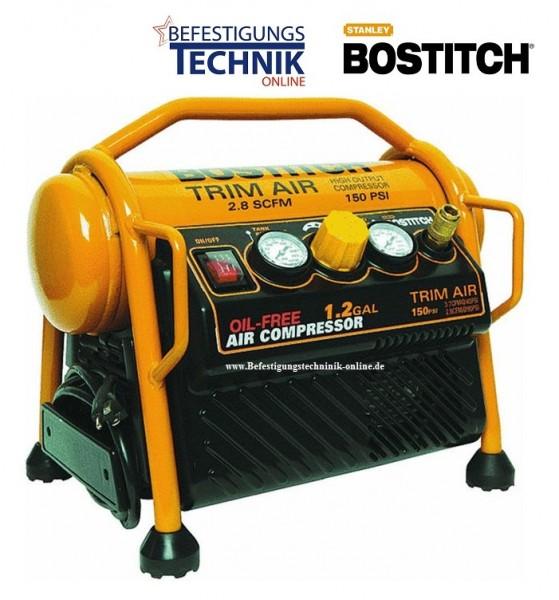 Bostitch Kompressor MRC6-E (8 Bar 75L/min Abgabeleistung) 6L Kessel
