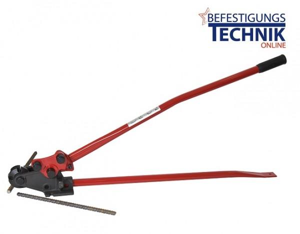 TJEP RC16 BN Universal Baustahlschneider und Biegegerät für Bewehrungsstahl bis 16mm