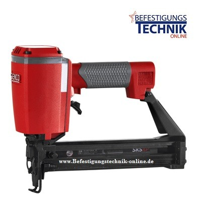 SENCO Druckluft Klammergerät SKSXP-M Einzelauslösung 22-38mm KL-19