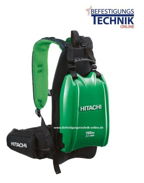 ✅ Hitachi Backpack Energiestadion BL36200 inkl. Ladegerät 36,0 Volt LiIon 21,0 Ah