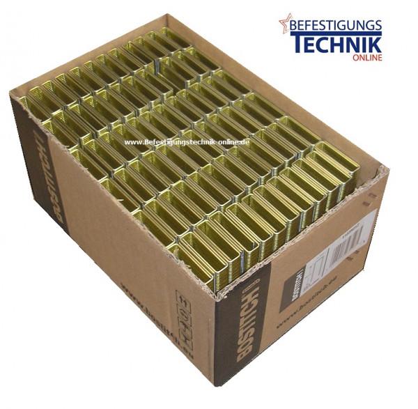 Bostitch S4 60mm Heftklammern verzinkt 10M für S4765 765S4 863S4 KL-41