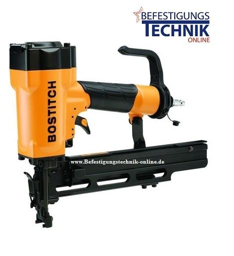 Bostitch 651S5 (25-50 mm) Druckluft Klammergerät Profigerät Fermacell Nagler (KL-26)