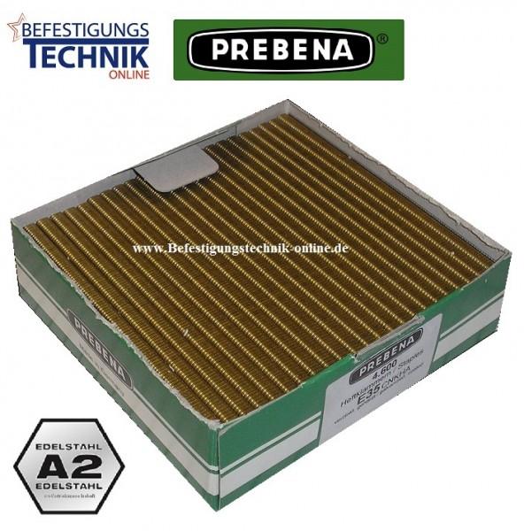 Heftklammern 92 40mm rostfrei Prebena H Bostitch SL5035 SB156SL SL1838BC SB-Caps KL-22