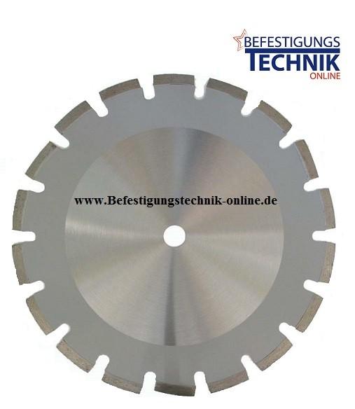 Diamant Trennscheibe ⌀350 x 30,0 mm abrasive Betonerzeugnisse Estrich Asphalt