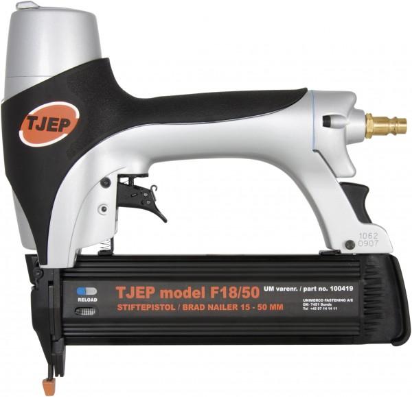TJEP F-18/50 Stiftnagler (BR-03>15-50 mm)