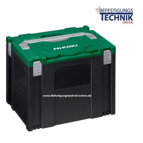 HiKoki HIK System Case Größe 4 IV 402541 Aufbewahrungsbox Transportkoffer