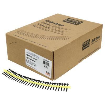 3,9x25mm SIMPSON Quik Drive magazinierte Schnellbauschrauben Feingewinde