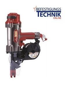 MAX Betonnagelgerät Coil Betonnagler Power Lite HN120 (22-65mm)