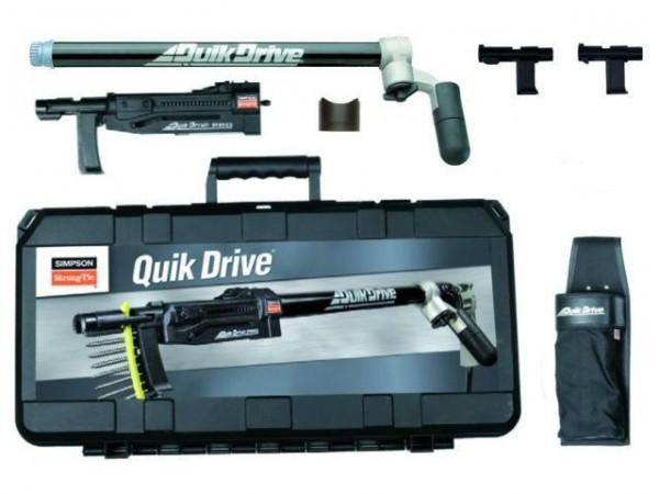 SIMPSON Strong-Tie Quik Drive Schraubvorsatz für Trockenbau Holzbau QD76E (25-76mm)