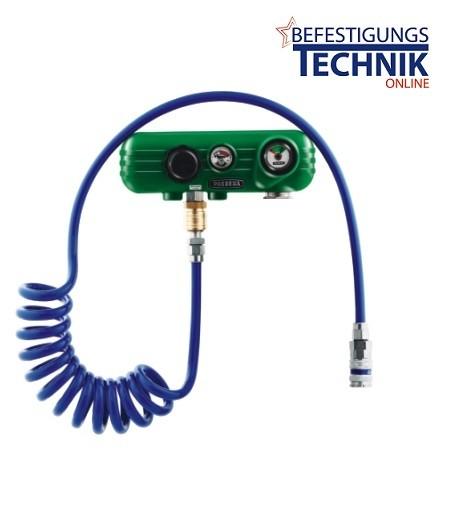 10 bar Druckminderer für Prebena MOBILO 300-900 PKT Druckluftkartuschen
