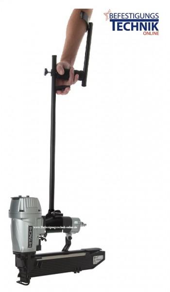 Hitachi Breitrückenklammergerät N5024A2 16-50mm mit Griffverlängerung für Klammer W5562 KL-56