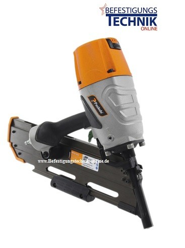 Paslode Druckluft Streifennagler PSF160 für 34° Streifennägel 100-160mm