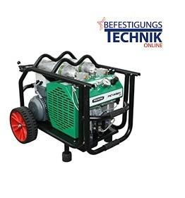 Füllstation PKT-TWINTEC 400 für Prebena Druckluftkartuschen und Standard-Kompressor