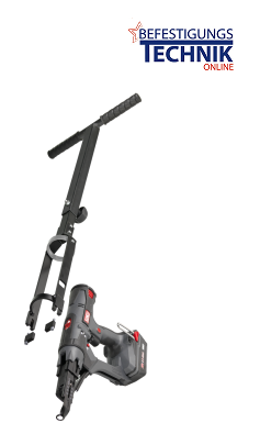 Verlängerung für Senco DuraSpin Schrauber DS5525 DS5550 DS7525