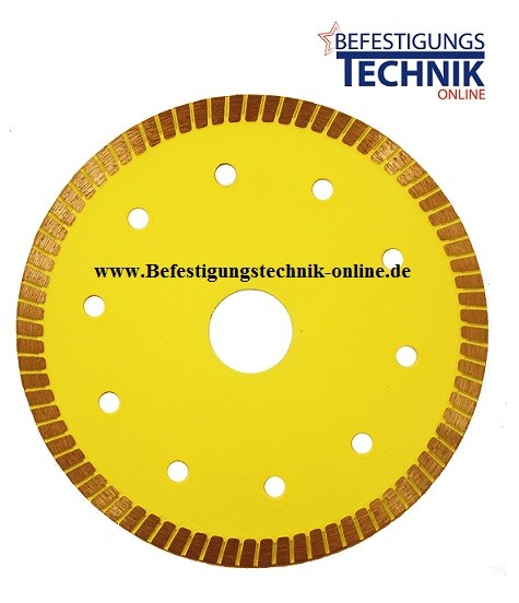 Diamant Trennscheibe ⌀350 x 22,2 mm extra dünn 2,0mm Fliesen Keramik Kacheln Premium