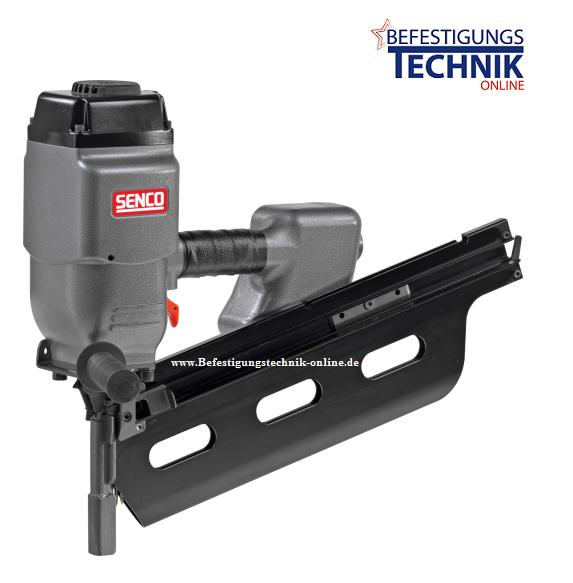 Senco Druckluft Streifennagler SN1602 für 20° Streifennägel 100-160mm