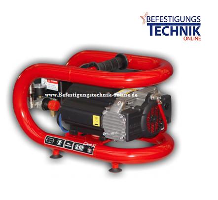 Baustellen Kompressor Esperit 60/2 (8 Bar 120L/min Abgabeleistung)