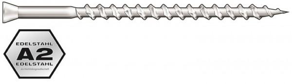 4,2x64mm SIMPSON Quik Drive magazinierte Terrassenschrauben rostfrei A2