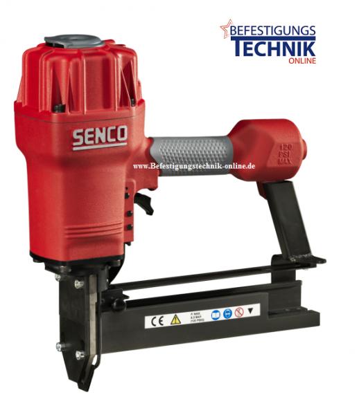 Senco Druckluft Wellennagler SC25 18-25mm Br.35mm für Wellennägel WN 35
