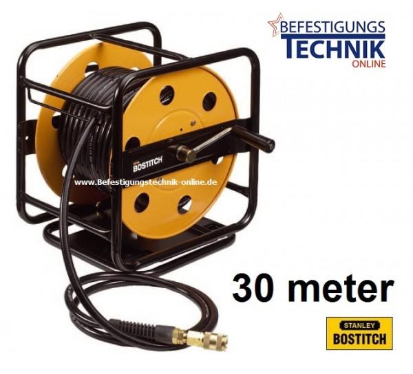 Bostitch Druckluft Schlauchtrommel CPACK30 (30Meter)