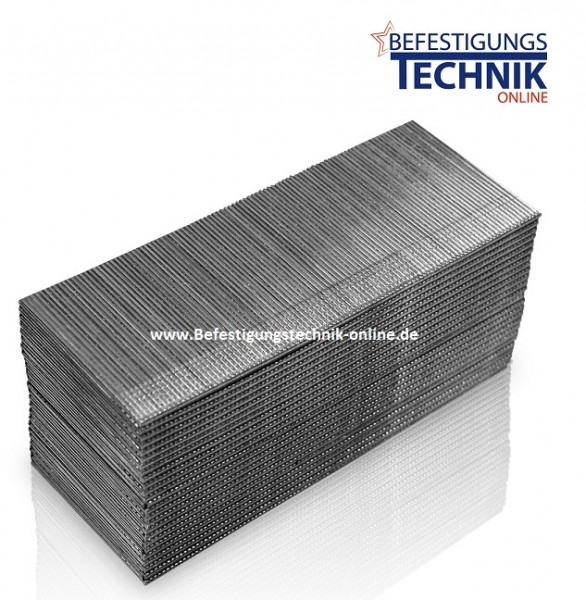 Stauchkopfstifte 1,2x20mm Stauchkopfnägel Brads verzinkt 18GA Prebena J 1,25x1,00 BR-03