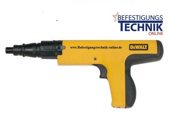 DeWALT Halbautomatisches Bolzensetzgerät für Streifenkartuschen PA350 (16-76mm)