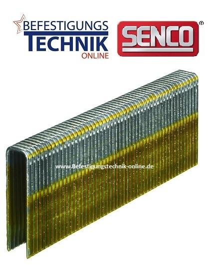 Senco Typ AST4 70mm RS26BRB Klammer Heftklammern geharzt CNKHA Bau Brandschutz