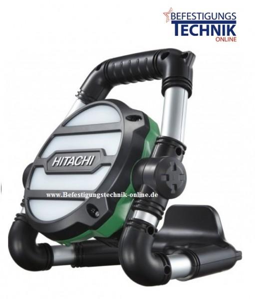 Hitachi HiKoki Akku Baustellenstrahler Lampe UB18DGL UB18DGLL0Z 14,4 Volt 18,0 Volt