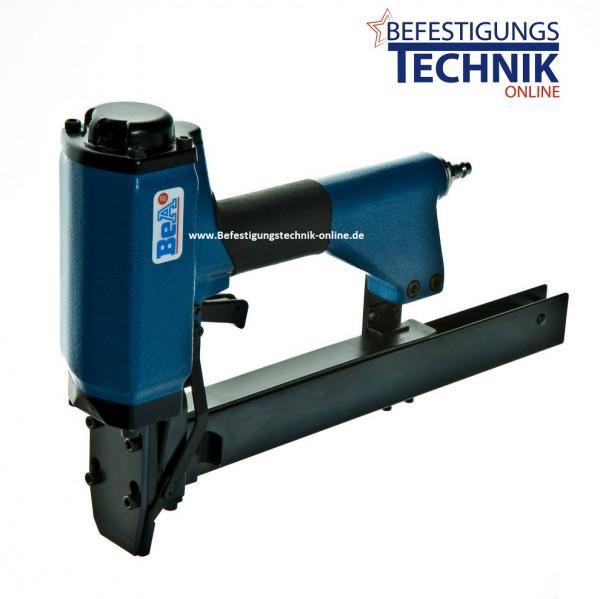 BeA Druckluft Klammergerät 42/38-159 19-38mm für Klammern Typ 42 KL-74