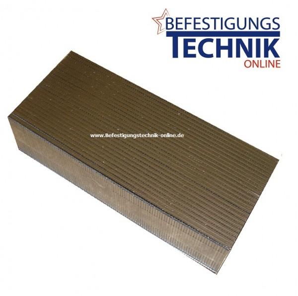 1,2x15mm Stauchkopfstifte Stauchkopfnägel Brads BRAUN verzinkt 18GA 1,25x1,00 BR-03