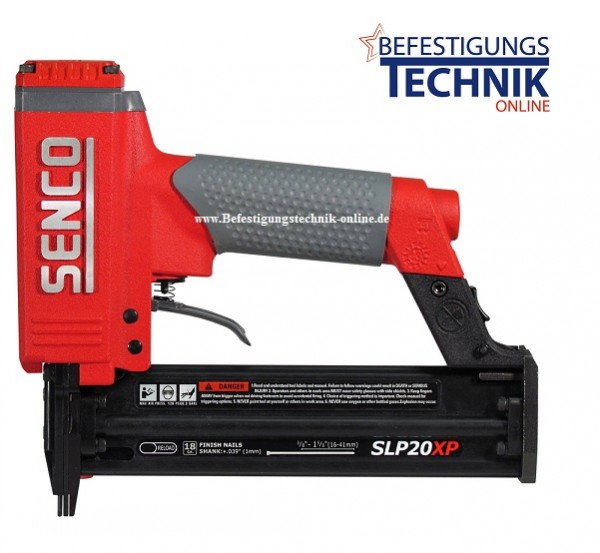 Senco Stauchkopfnagler Stiftnagler SLP20 XP (AX AY 15-42 mm)