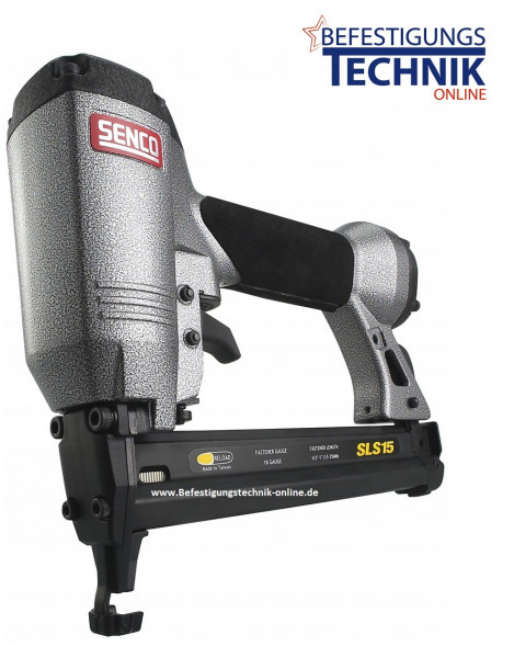 Senco Klammergerät SLS15-92 16-25mm für Klammer BeA Typ 92 Prebena H Bostitch SL-5035 KL-22