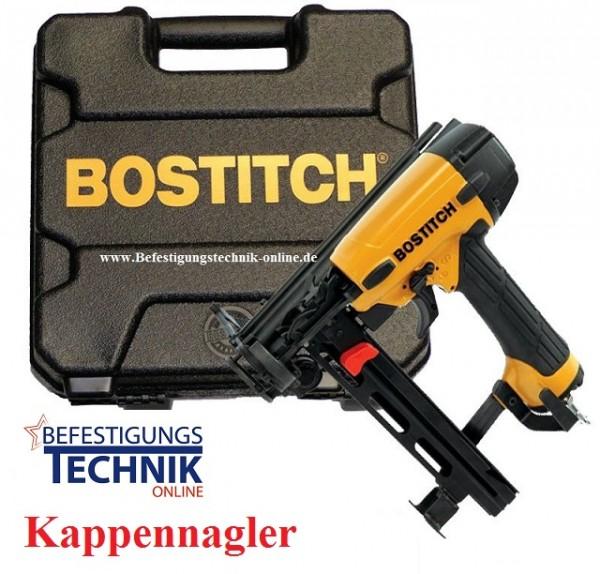 Bostitch SL1838BC-E (19-38 mm) Druckluft Kappen Klammergerät Folienhefter Profigerät KL-22