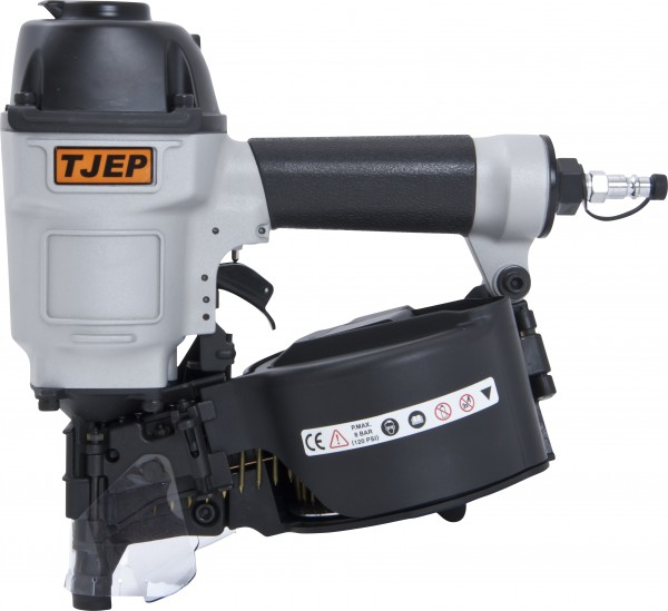 TJEP Druckluft Coilnagler CN-57 25-57mm Industrie für 16° Coilnägel