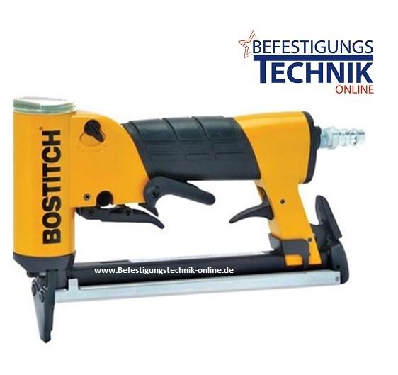 Bostitch Druckluft Klammergerät 21684B-E 04-16mm für Klammern Typ 84 KL-03