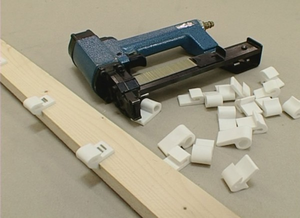 BeA Druckluft Klammergerät Nosagnagler 14/40-713 mit Rapid-Clip (09-32 mm) Industriegerät