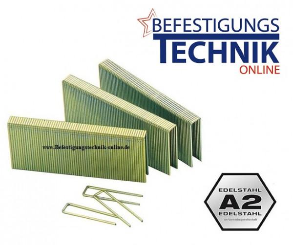 5000 Heftklammern 20mm rostfrei für Prebena GB Tjep ES-500 Haubold PN-520 KL-20