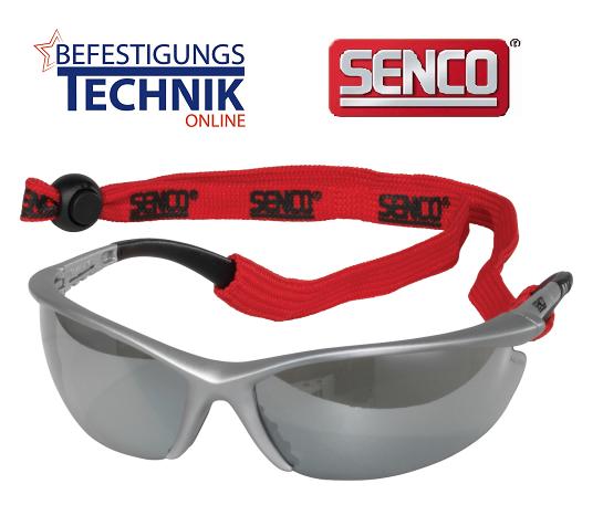 Senco Brille Sicherheits Schutzbrille Sonnenbrille getönt