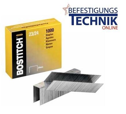 Bostitch 23-24-1M Heftklammern für Blockheftgerät 00540 KL-23