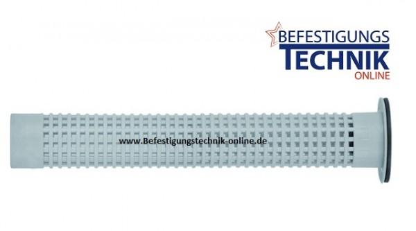 100 Stück Nylon Siebhülsen für Verbundmörtel 15x85mm