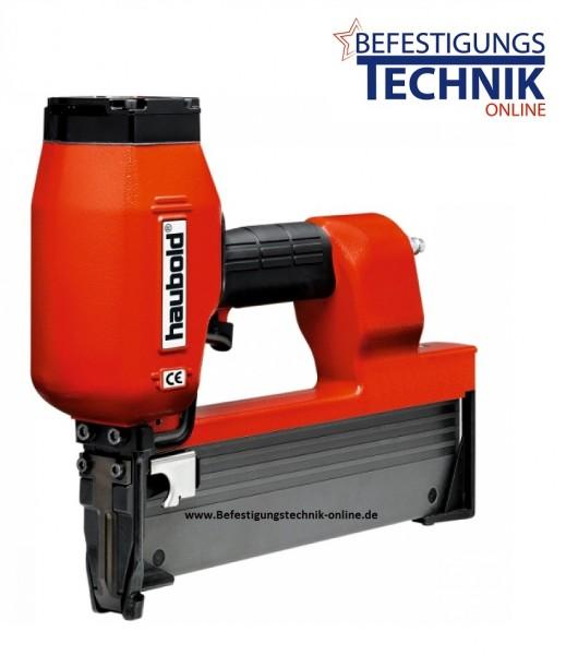 Haubold Klammergerät PN 775 XII Kontaktauslösung 30-75mm für Klammer KG700 Prebena Z K-57